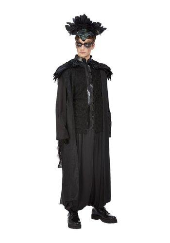 Deluxe Raven King Kostuum