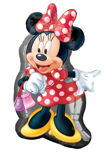 Folieballon Shape Minnie Mouse