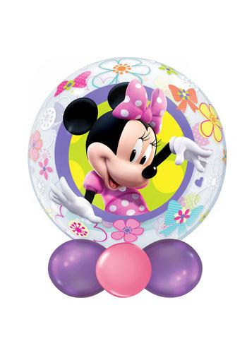 Bubble Ballon Minnie Mouse - 55cm
