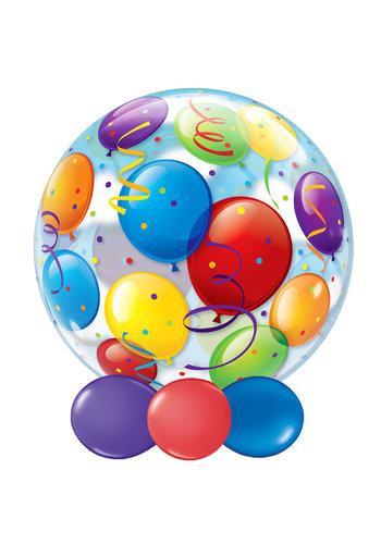 Bubble Balloons - 55cm