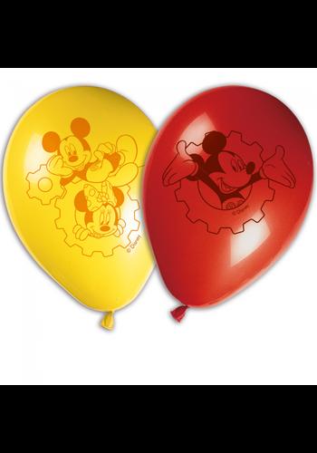 Ballonnen Mickey Mouse - 8 st
