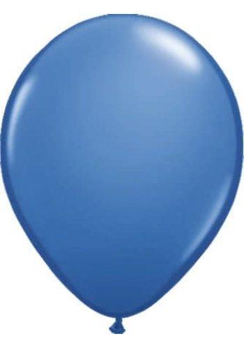 Donker Blauw - 30cm - 100 stuks