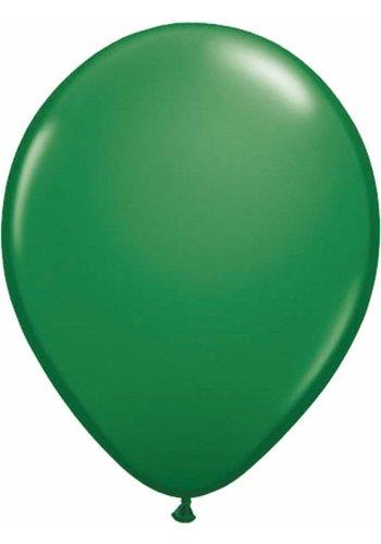 Donker Groen - 30cm - 100 stuks