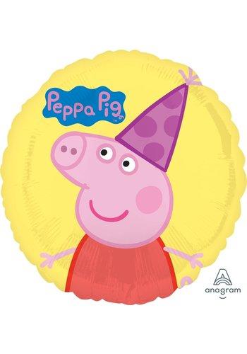 Folieballon Peppa Pig - 45cm