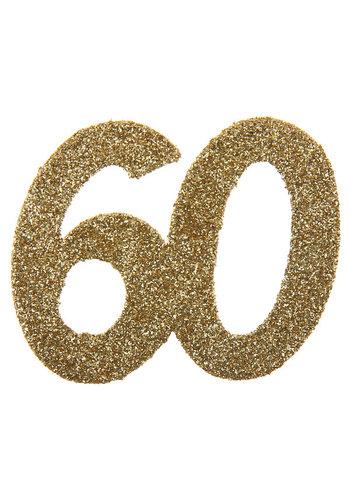 Glitter Confetti 60 - 6st - 6x6cm