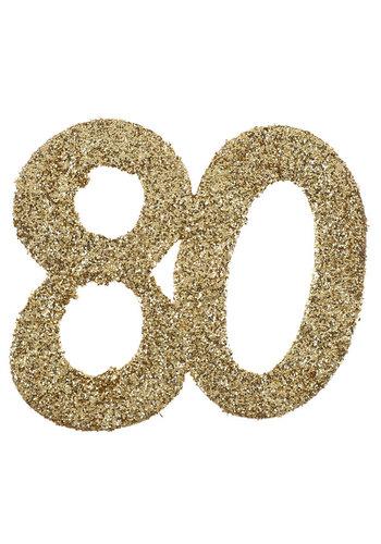 Glitter Confetti 80 - 6st - 6x6cm