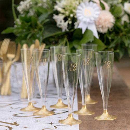 Champagne & Wijn Glazen