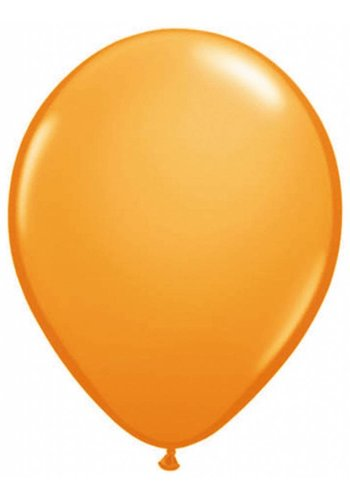Metallic Oranje - 30cm - 25 stuks