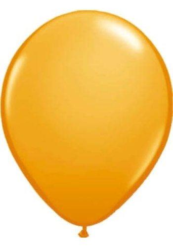 Oranje - 13cm - 100 stuks