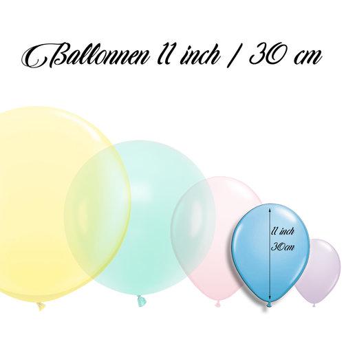 11 inch (30cm) Ballonnen