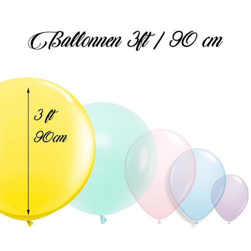 3Ft (90cm) Ballonnen