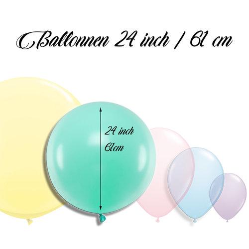 24 inch (61cm) Ballonnen