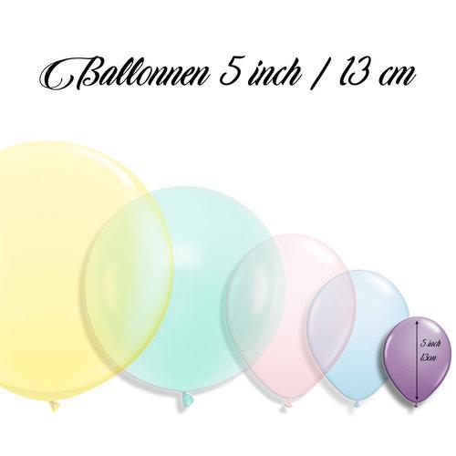 5 inch (13cm) Ballonnen