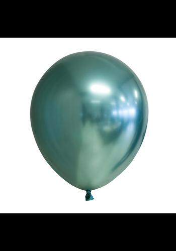 Ballonnen Chrome Green - 30cm - 10 stuks