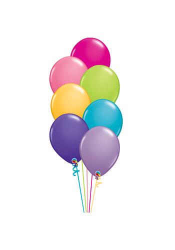 Staander Fashion - 7 Heliumballonnen