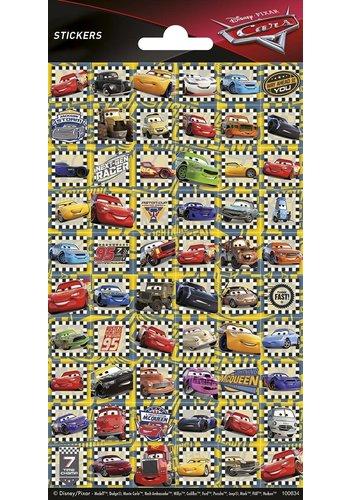 Mini Stickers Cars - 102x200mm