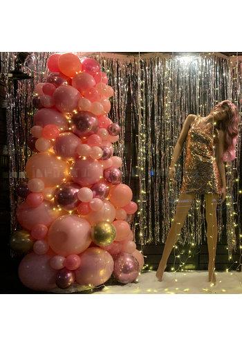 Balloon Organic Christmas Tree
