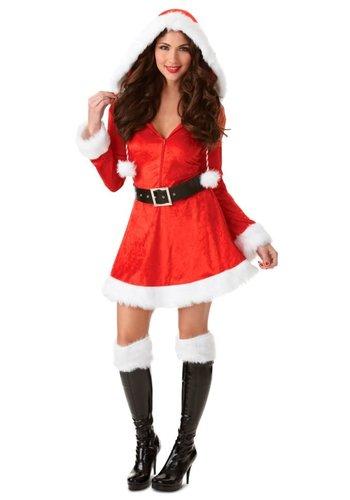 Kerst jurkje - 3 delig