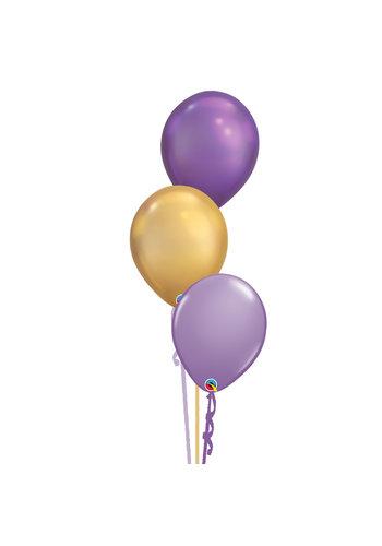 Tafeldecoratie Aladin - 3 Heliumballonnen