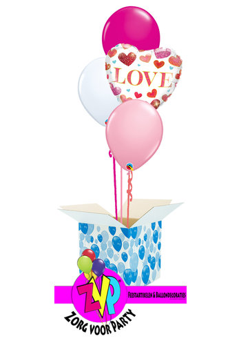 Love Jewel Heart Set