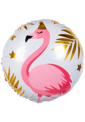 Folieballon Flamingo - 45cm