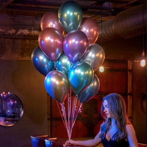Gekleurde Helium Ballonnen