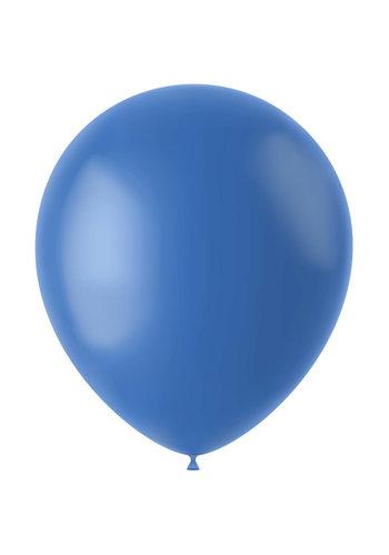 Ballonnen Dutch Blue Mat  - 33cm - 50 stuks