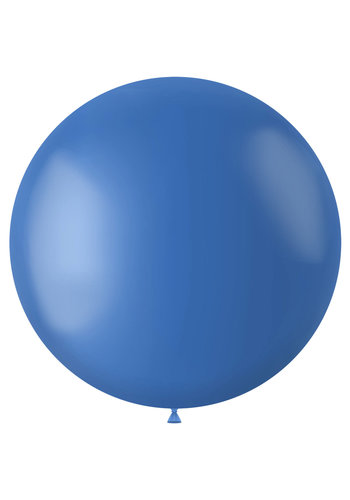 Ballon Dutch Blue Mat - 80cm - 1 stuk
