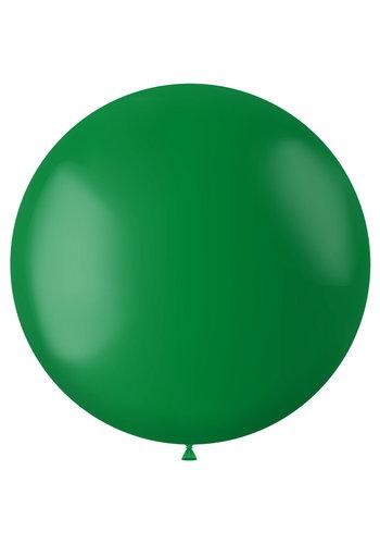 Ballon Pine Green Mat - 80cm - 1 stuk
