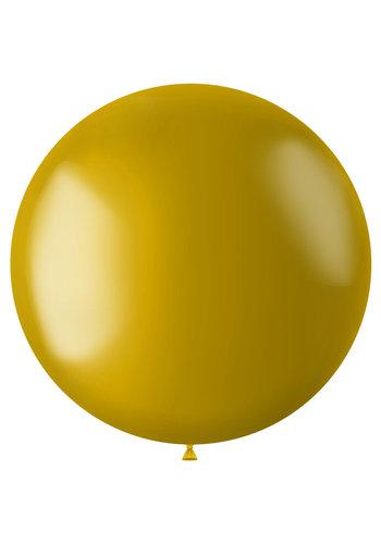 Ballon XL Gold Metallic - 78cm - 1 stuk