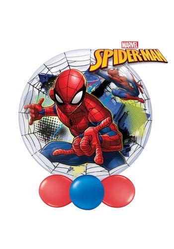 Bubble Ballon Spiderman - 55cm