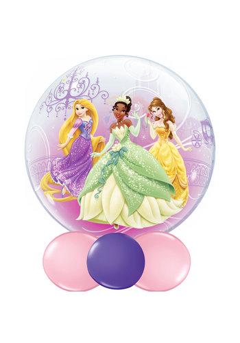 Bubble Ballon Disney Prinses - 55cm
