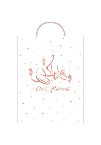 "Cadeautas ""Eid Mubarak"" Rose Goud"