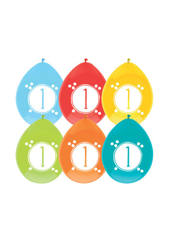 Ballonnen 1 Festive Colors