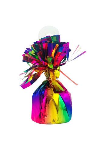 Ballon gewichtje - 170 gram Regenboog