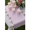 Roses garland Pink - ø 50 mm - 120 cm