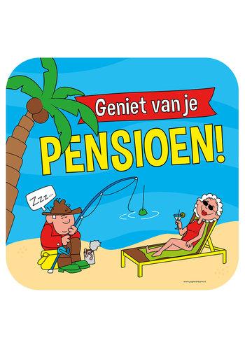 Huldeschild Pensioen