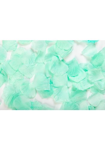 Rozenblaadjes Mint Groen - 144 stuks