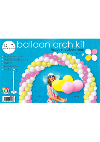 Ballonnenboog Kit DIY