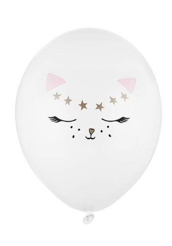 Heliumballon Kat - 30 cm