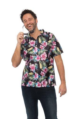 Hawai shirt Deluxe Black