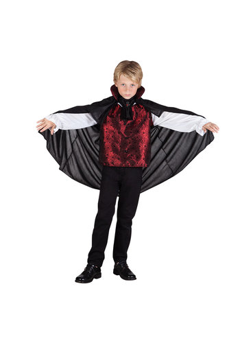 Kinderkostuum Vampire king