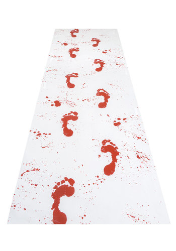 Bloederige loper - 450x60cm