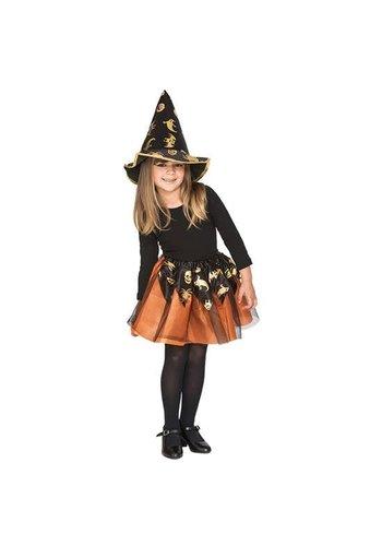 Heksen Set Oranje