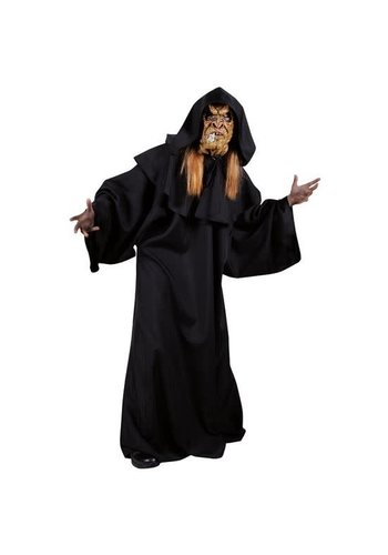 Halloween mystery lange robe - S/M