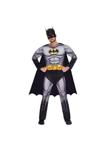 Batman Dark Knight Kostuum Deluxe