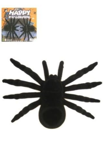 Spinnen zwart - 2 st