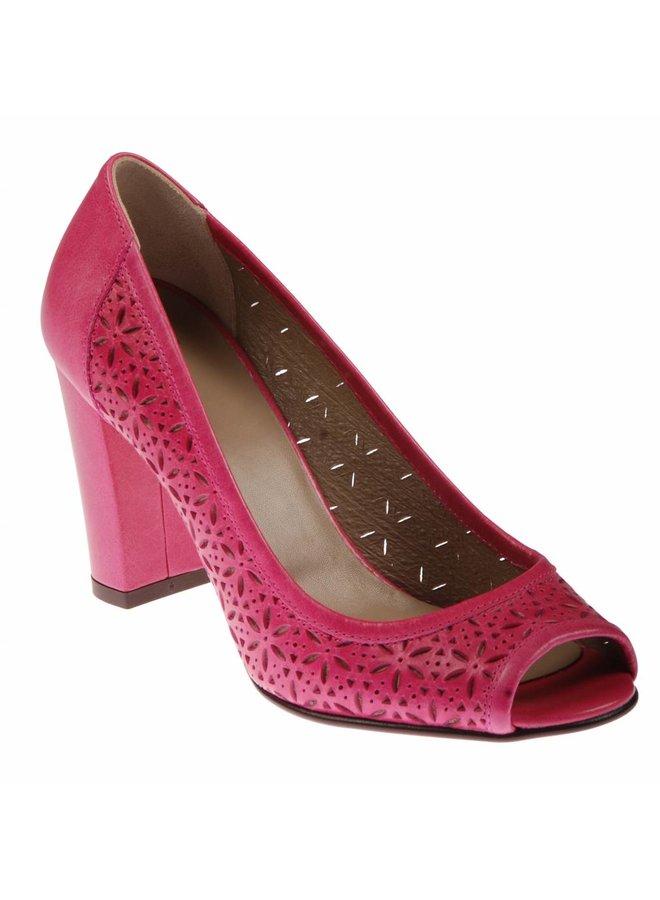 Noë Antwerp Norris pump ZSFI hot pink Laatste paar maat 39.5!