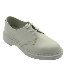 Dr. Martens Dr Martens Mono White Smooth Laatste maat 42!