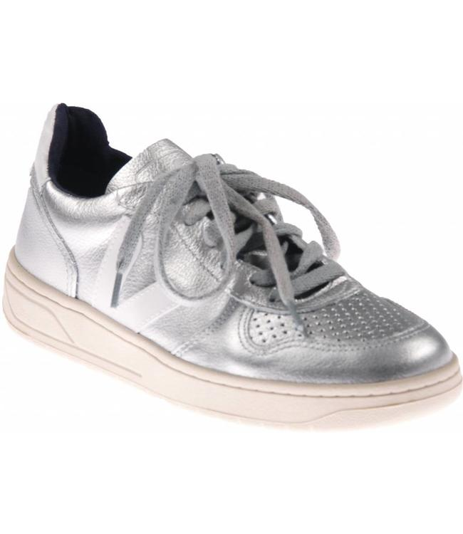V10 Leather Silver